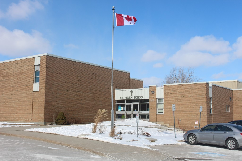 St Helen School Mississauga