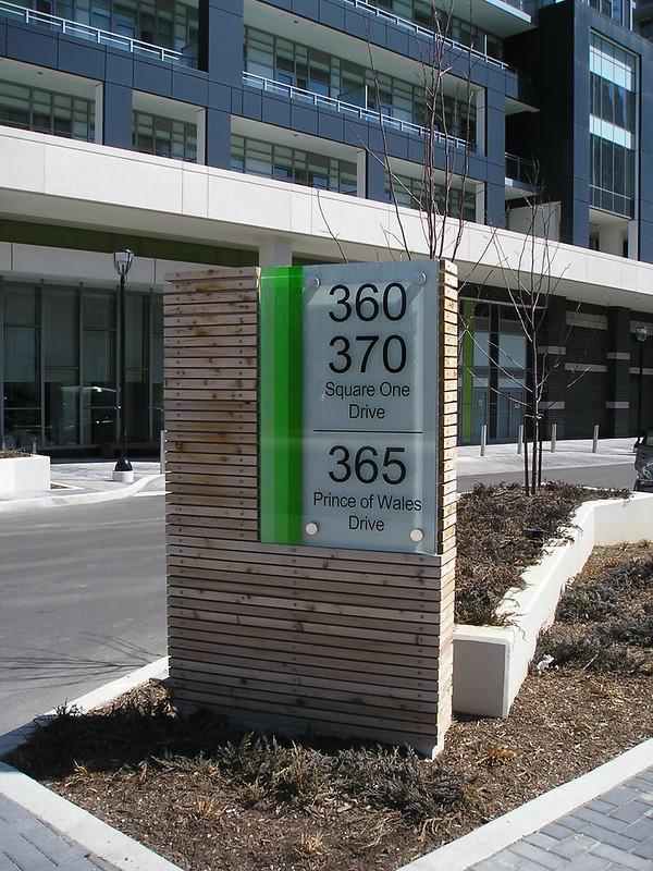 Limelight condo entrance