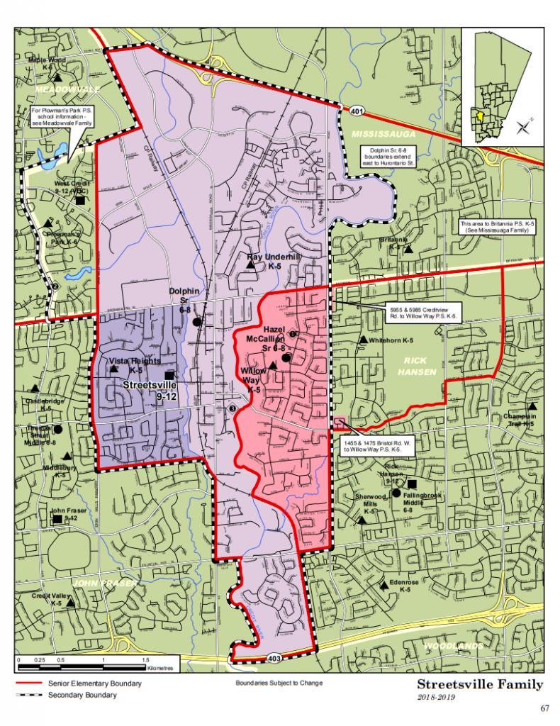 public school boundaries streetsville