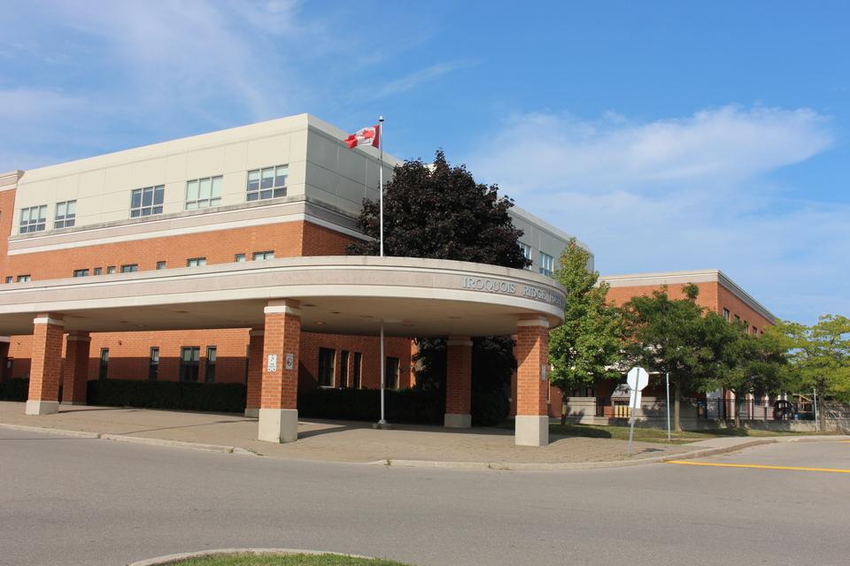 iroquois ridge secondary school