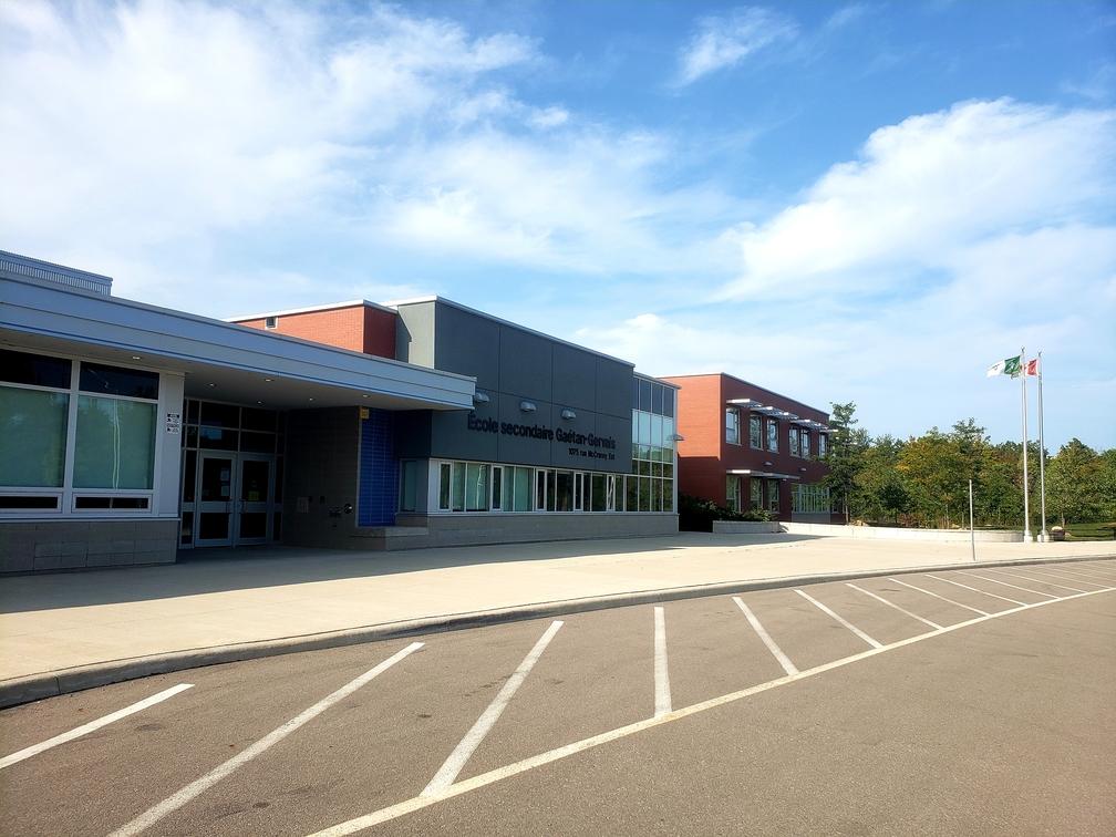 Gaétan Gervais Secondary School
