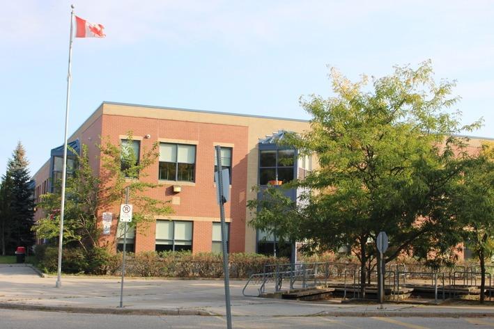 oakville trafalgar secondary school