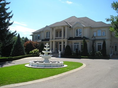 The Most Expensive Neighborhoods in Mississauga
