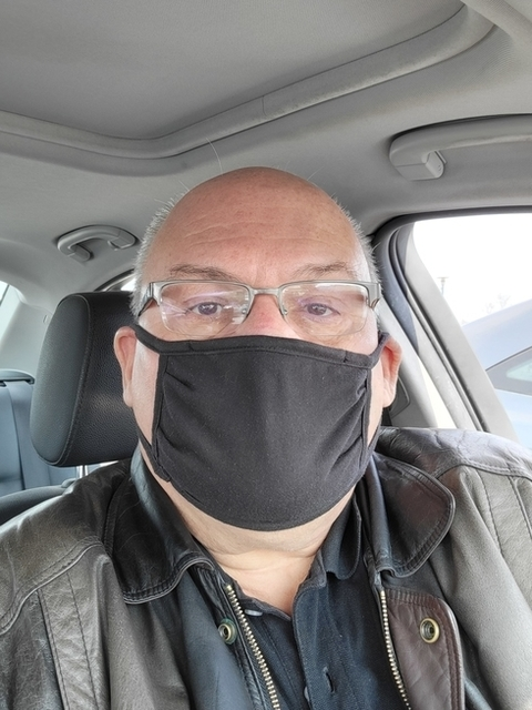 randy selzer covid mask