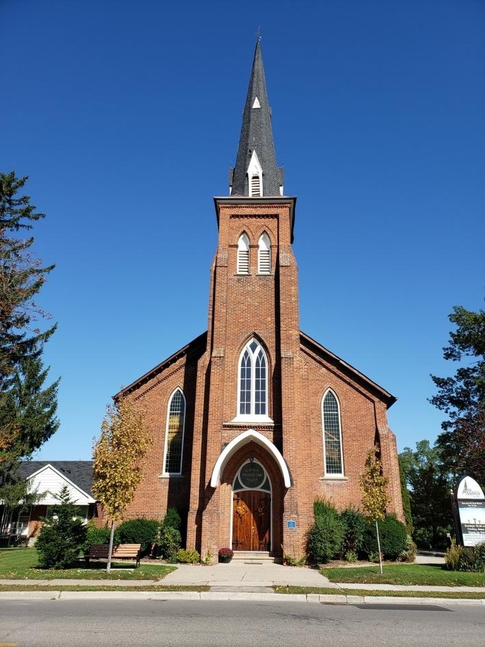 st andrews church streetsville