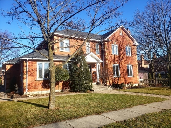 oakville clearview homes executive