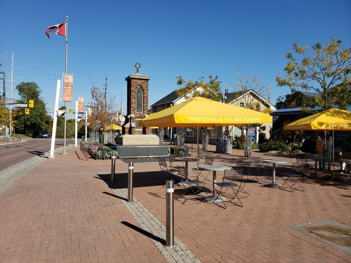 streetsville village square