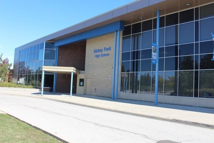 abbey park high school oakville