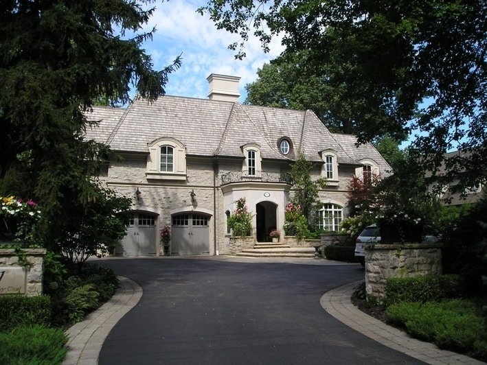mineola west mississauga luxury home