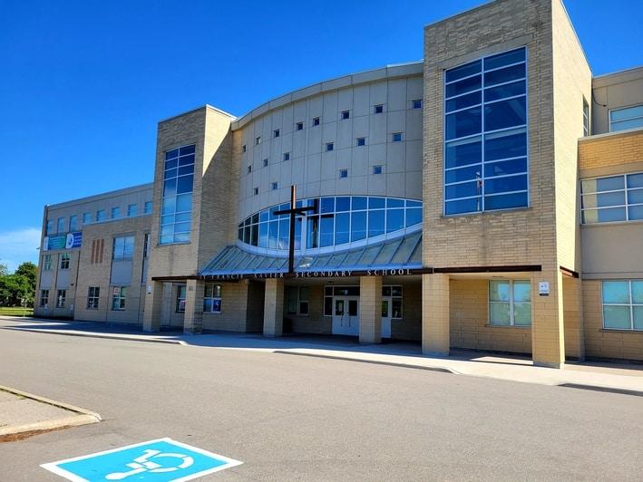 St Francis Xavier High School